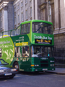 Dublin Tour Hop On - Hop Off -> Dublin (Irland)
